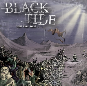 Black Tide - Light From Above Album Cover