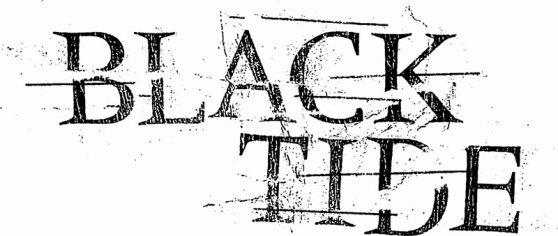 Black Tide - Logo