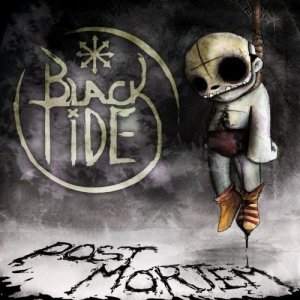 Black Tide - Post Mortem Album Cover