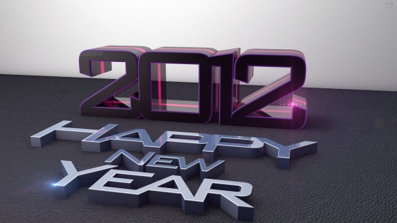 New Years 2012 Wallpapers