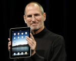 Steve Jobs With iPad