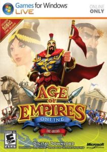 Age Of Empires: Online - Boxshot