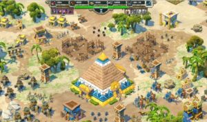 Age Of Empires: Online - Gameplay - Egyptians 2