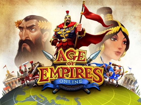 Age Of Empires: Online - Big Logo