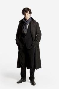 Sherlock Holmes Standing