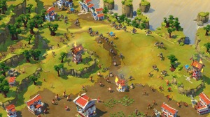 Age Of Empires: Online - Gameplay - Raid