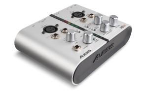 Alesis IO|2 Product Angle View