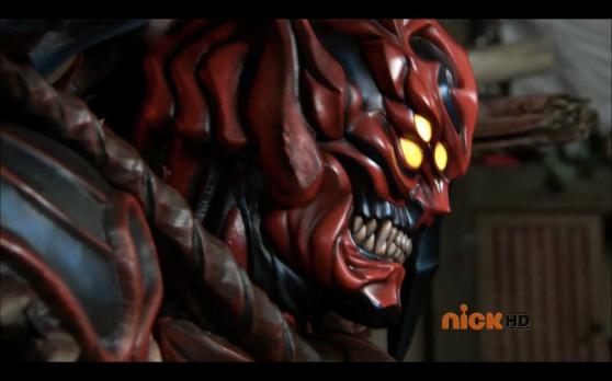 Power Rangers Samurai: TV Screen Shot - Master Xandred
