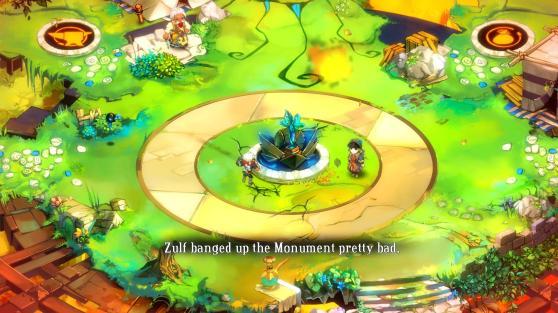 Bastion Screenshot: Gameplay 8