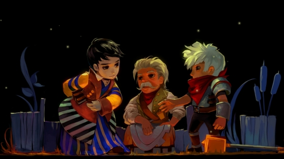 Bastion Characters