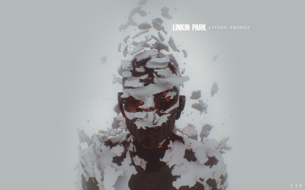 Linkin Park - Living Things Album Cover 2