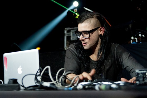 Skrillex Press 3