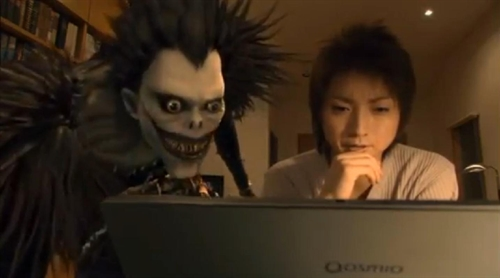 Light And Ryuk 2