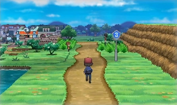 Pokemon X and Y Screen Shot 1