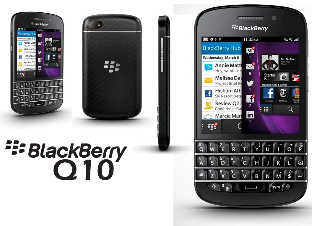 Blackberry 10 – Z10 and Q10 – It's Either Make it, Or ...