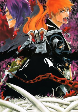 Bleach: Hell Verse Cover 5