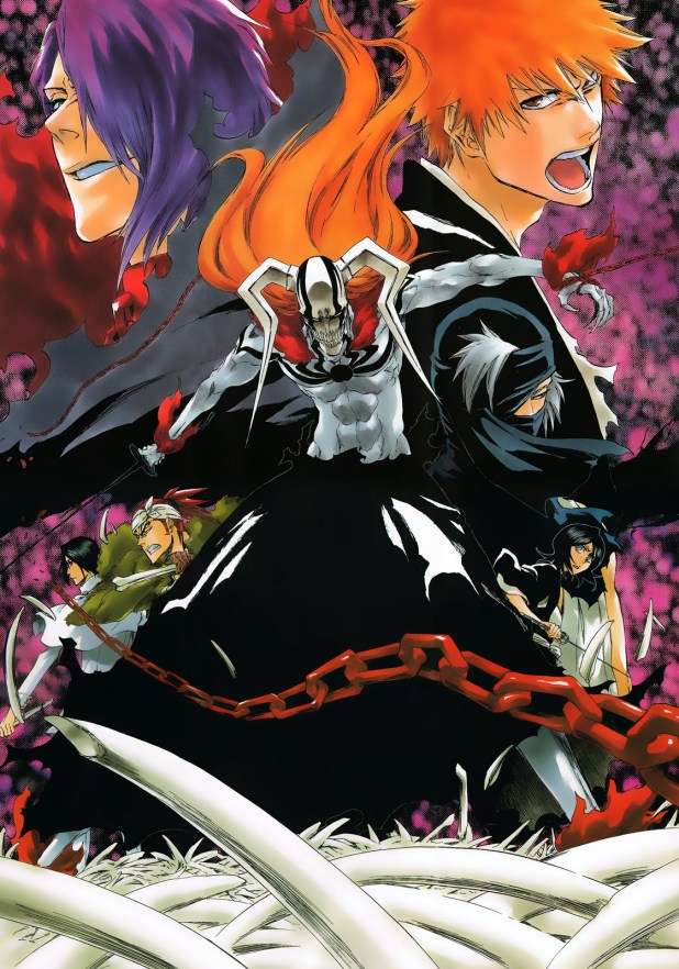 Bleach: Hell Verse Cover 5