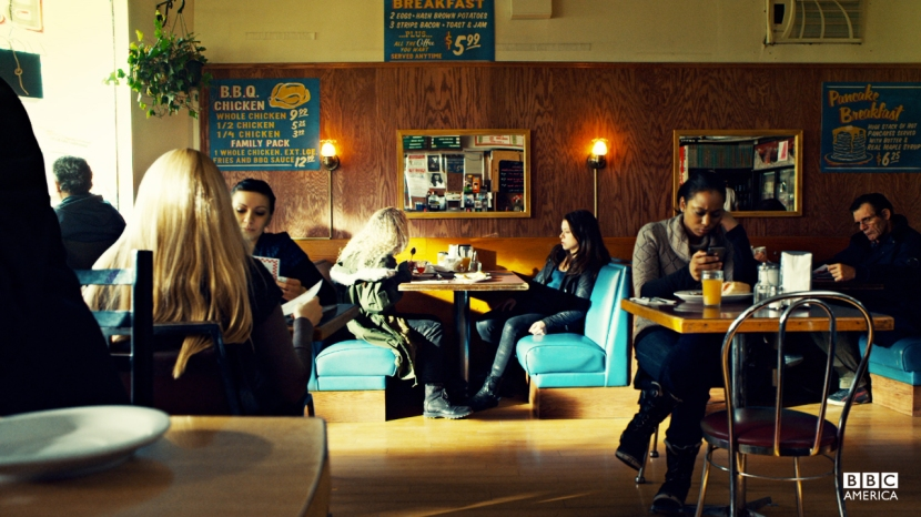 Orphan Black Screencap #1