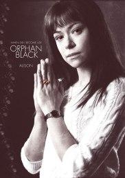 Orphan Black - Alison Poster