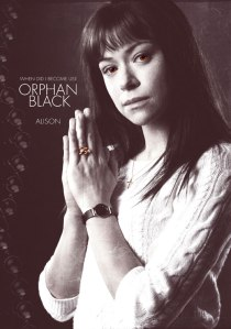 Orphan Black - Alison Poster