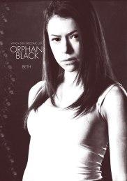 Orphan Black - Beth Poster
