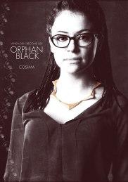 Orphan Black - Cosima Poster