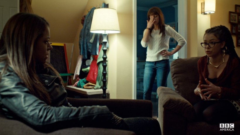 Orphan Black Screencap #2