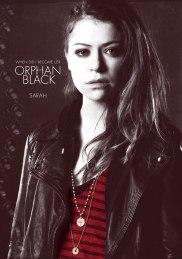 Orphan Black - Sarah Poster