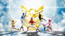 Power Rangers Mega Pose