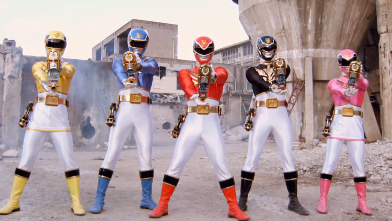 Super Sentai – The Haphazard