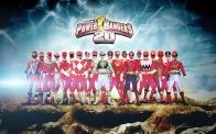 Power Rangers 20th Anniversary
