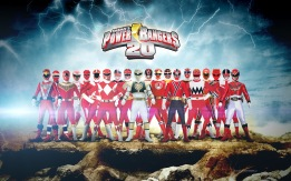 Power Rangers 20th Anniversary