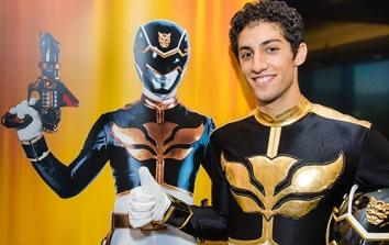 Power Ranger MegaForce Black