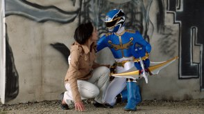 Power Ranger MegaForce Screencap