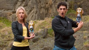 Power Ranger MegaForce Screencap 2