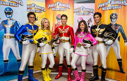 Power Rangers Megaforce – A Mega Show for Mega Fans! – The ...