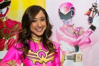 Power Ranger MegaForce Pink