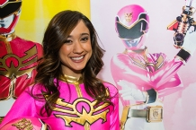 Power Ranger MegaForce Pink