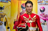 Power Ranger MegaForce Red