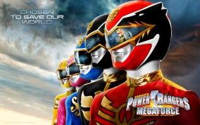 Power Ranger MegaForce Wallpaper