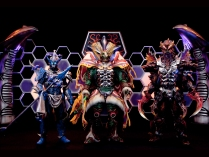 Power Ranger MegaForce Villains