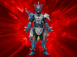 Power Ranger Villain: Vrak