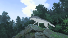 Wolf Children - Screen Shot #11