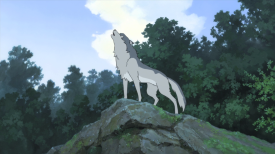 Wolf Children - Screen Shot #12