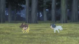 Wolf Children - Screen Shot #17
