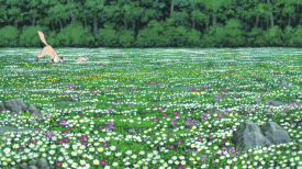 Wolf Children - Screen Shot #20