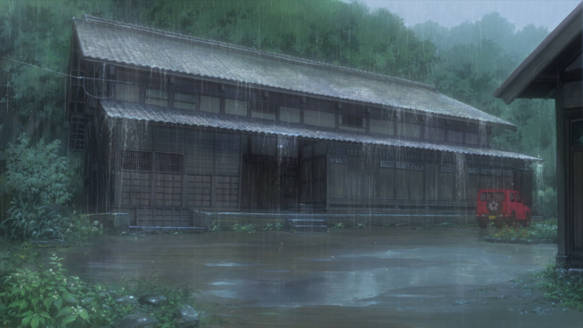 Wolf Children - Screen Shot #23
